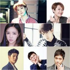 韓国バンド「FTISLAND」メンバーのイ・ホンギ、歌手SE7EN、お笑い芸人のソン・ウニらがTV朝鮮のボウリングバラエティ番組「伝説のボウリング」に出演することになった。(提供:OSEN)