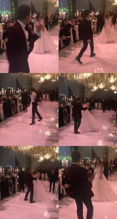 """YG代表、SOL(BIGBANG)&女優ミン・ヒョリンの""""愛のダンス""""映像公開(提供:OSEN)"""