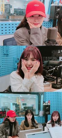 4連続ヒットの旬のガールズグループ「Red Velvet」がファンと正直なコミュニケーションをおこなった。(提供:OSEN)
