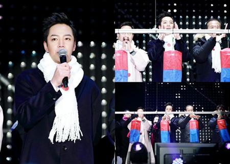 俳優チャン・グンソク、平昌文化オリンピックの開幕祝賀行事に参加 「とても意味深い」(提供:OSEN)
