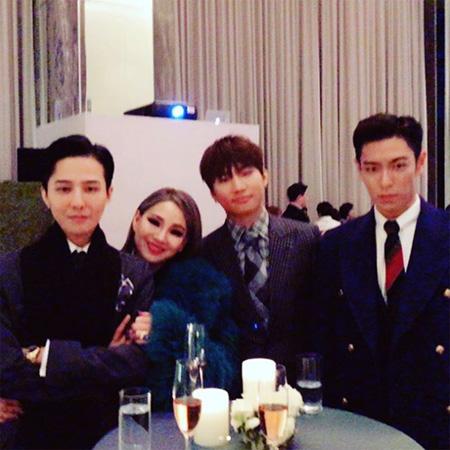 韓国の人気グループ「BIGBANG」T.O.P(30)の近況が公開され、話題だ。