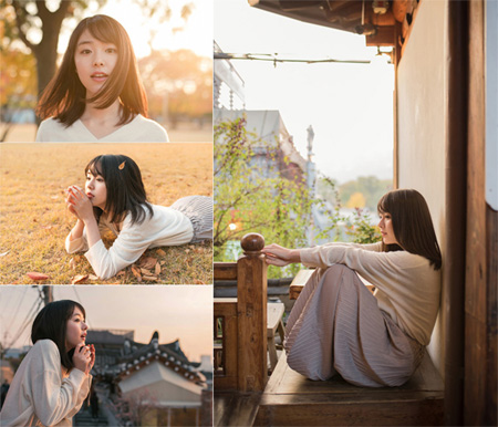 BHエンタ所属の唐田えりか、温かい感性の新画報公開((C) BH ENTERTAINMENT. All Rights Reserved | Photo by IIeun)