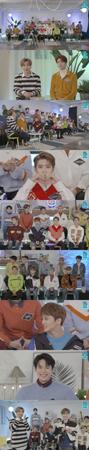 新メンバーの合流でさらにパワーアップした韓国ボーイズグループ「NCT 2018」が、メンバー全員でネット放送に出演した。(提供:OSEN)