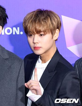 韓国ボーイズグループ「Wanna One」のパク・ジフン側が「一部の悪質な書き込みをした人は警察の調査を終えて、検察に起訴意見で送致された」と伝えた。(提供:OSEN)
