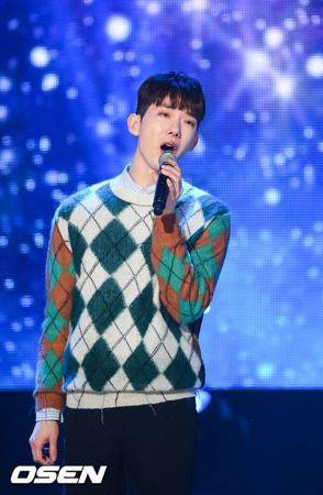 韓国歌手チョ・グォン(2AM)が騒動となっている学位不正取得についてSNSで語った。(提供:OSEN)