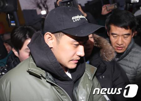 韓国歌手ペク・チヨン(41)の夫で、覚せい剤使用の容疑で緊急逮捕された俳優のチョン・ソグォン(32)が釈放された中、所属事務所側がコメントを発表した。(提供:news1)