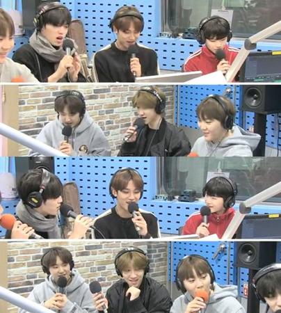「チェ・ファジョンのパワータイム」に出演した韓国アイドルグループ「SEVENTEEN」のWoozi(ウジ、21)が芸名の意味を明かした。(提供:OSEN)