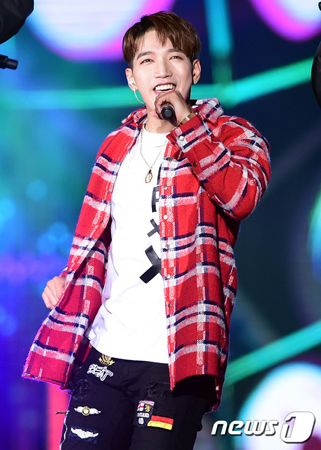 韓国ボーイズグループ「2PM」メンバーのJun.K(30)が飲酒運転をして警察に摘発された。(提供:news1)