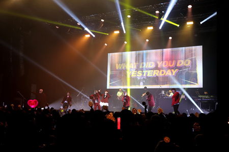 「Block B」、日本ライブツアーがバレンタインデーのZepp Nagoyaを皮切りにスタート! (オフィシャル)