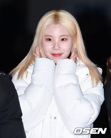韓国ガールズグループ個人ブランド2018年2月のビックデータ分析の結果、「MOMOLAND」ジュイが1位、「Red Velvet」アイリ―ンが2位、「TWICE」モモが3位となった。(提供:OSEN)