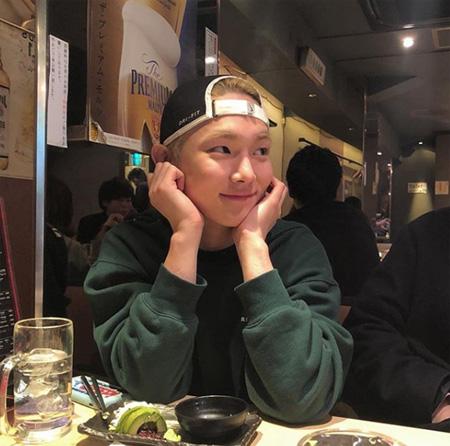 「SHINee」キー、近況を報告…日本の居酒屋でリラックス(画像:キーInstagram)