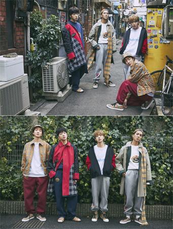 韓国アイドルグループ「WINNER」が画報を通して爽やかな魅力を放った。(提供:OSEN)