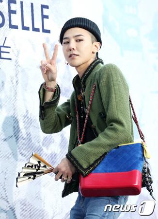韓国ボーイズグループ「BIGBANG」メンバーのG-DRAGON(29)が、軍入隊する。(提供:news1)