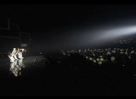 「H.O.T」のMBCバラエティ「無限挑戦-土曜日! 土曜日は歌手だ3」が24日に放送された中、KANGTAがファンに感謝の気持ちを伝えた。(提供:OSEN)