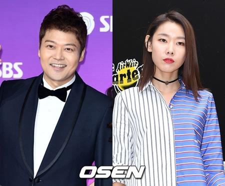 韓国の男性タレント、チョン・ヒョンム(40)とモデルのハン・ヘジン(34)が「私は一人で暮らす」1号カップルとなった。