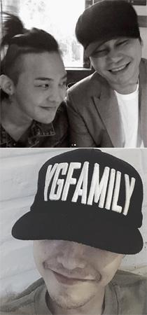 韓国・YGエンターテインメントのヤン・ヒョンソク代表(48)が「BIGBANG」G-DRAGON(29)の入隊を応援した。(提供:OSEN)