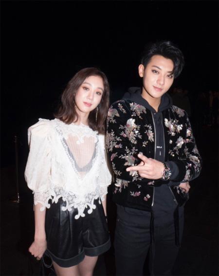 「EXO」離れたTAOと女優チョン・リョウォンのツーショットが話題 「意外な交友関係? 」(提供:OSEN)