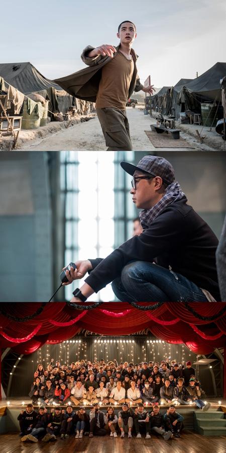「EXO」D.O.出演映画「スイングキッズ」クランクアップ=下半期に公開(提供:news1)