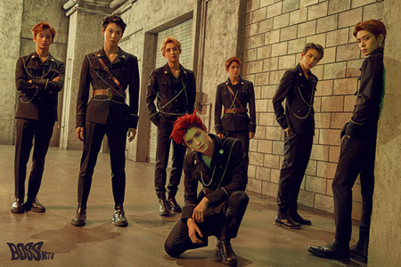 「NCT U」、「BOSS」MVがApple Music 30か国で1位獲得! (提供:OSEN)