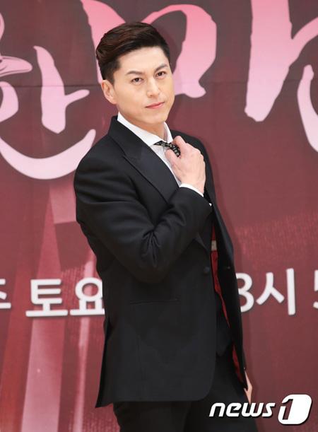 SBS新ドラマ「優しい魔女伝」出演の俳優リュ・スヨン、「育児中の妻パク・ハソン、いつも応援ありがとう」