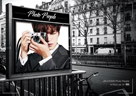 「JYJ」ジェジュンがフォトグラファーに挑戦! DVD「JAEJOONG Photo People in Paris vol.01」トレーラー映像公開! 外付け特典の画像も!