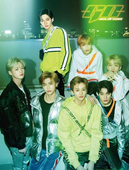 「NCT」の10代青少年連合チーム「NCT DREAM」の新曲「GO」ミュージックビデオがきょうベールを脱ぐ。(提供:OSEN)