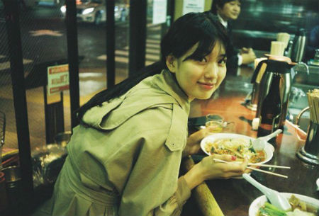 歌手スジ(元Miss A)が旅行写真を大放出した。(提供:OSEN)