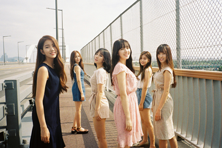 「GFRIEND」、5月23日に日本デビューアルバムリリース! イベントにも出演決定(オフィシャル)