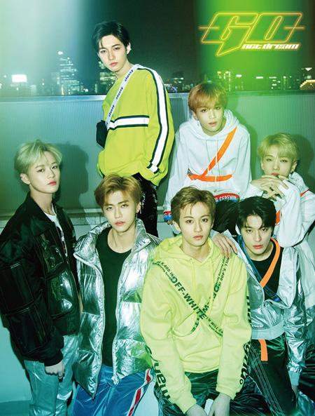「NCT DREAM」の新曲「GO」MV、iTunes総合MVチャート7か国で1位に! (提供:OSEN)