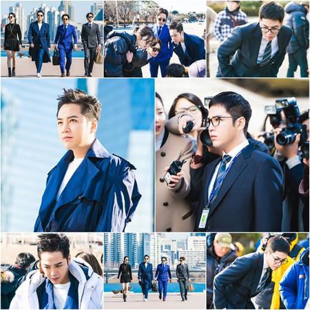 韓国SBSの新ドラマ「スイッチ-世界を変えろ」が、俳優チャン・グンソク(30)の一人二役での活躍が一目で分かるティーザースチールを公開した。(提供:news1)