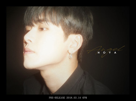「INFINITE」出身ホヤ、14日にソロ曲「Angel」を先行公開(提供:OSEN)