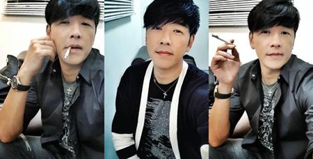 俳優リュ・シウォン、喫煙写真が物議に? 関係者「問題になるとは予想していなかった」(提供:OSEN)