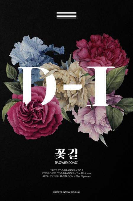 「BIGBANG」、未発表曲のタイトルは「花道」=G-DRAGONとT.O.Pが共同作詩(提供:news1)