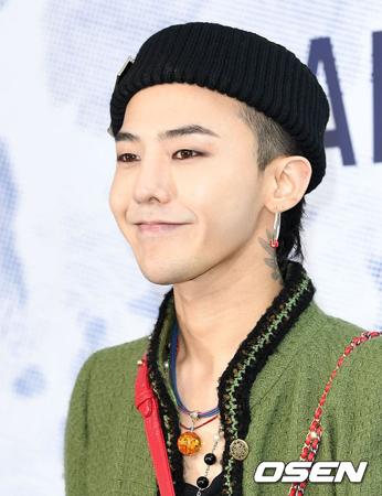 """""""服務中""""G-DRAGON(BIGBANG)への激励レターで部隊業務が麻痺…YG側「手紙送付は自制して」(画像提供:OSEN)"""