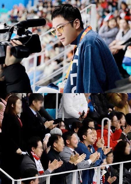 俳優チャン・グンソク、平昌パラの競技チケット2018枚を購入しファンを招待(提供:OSEN)