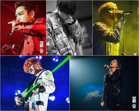 韓国ボーイズグループ「BIGBANG」が入隊により少しの間、離れてしまうことになり、ファンに新曲を残していった。(提供:OSEN)