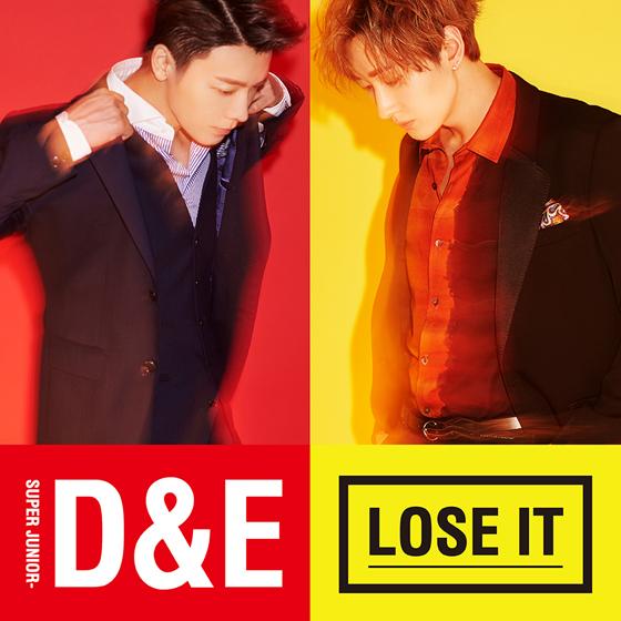 「SUPER JUNIOR-D&E」、日本第5弾配信曲「LOSE IT」3月28日配信決定! ジャケット写真も公開(オフィシャル)