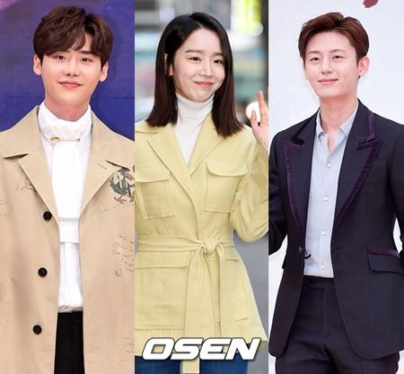 韓国俳優イ・ジョンソクとイ・ジフン、女優シン・ヘソンがSBSの特集ドラマ「死の賛美」で5年ぶりに共演することになった。(提供:OSEN)