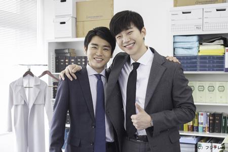 「2PM」ジュノ、日本ドラマに初出演! 中井貴一主演・日本版「記憶」でのカメオ出演が実現(オフィシャル)