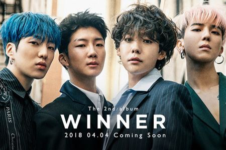 「WINNER」、カムバック団体ポスター公開! (提供:news1)