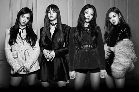 「BLACKPINK」、AbemaTVに初登場! リパッケージアルバム発売日にライブ&トーク特番に緊急出演(C)AbemaTV