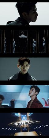 韓国ボーイズグループ「東方神起」のニューアルバム発売を伝えるTVCMが公開された。(提供:OSEN)