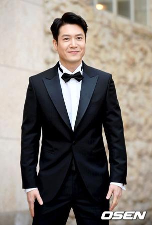 韓国俳優チョ・ヒョンジェ(37)が、挙式をおこなった。(提供:OSEN)