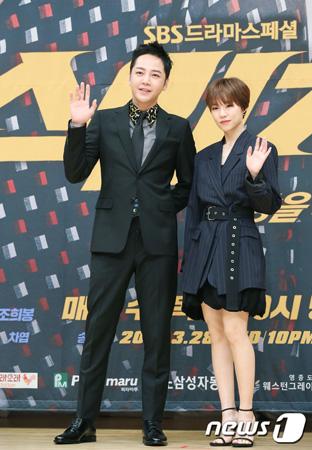 韓国俳優チャン・グンソク(30)が女優ハン・イェリ(33)へ高い信頼感を見せた。