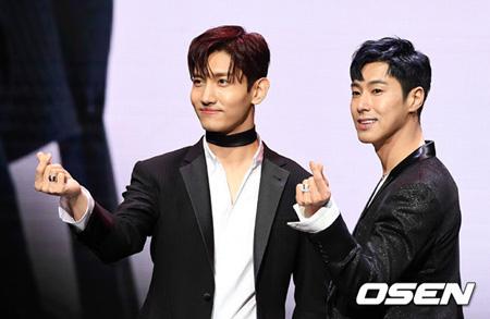 韓国の人気グループ「東方神起」が目に留まる後輩に「防弾少年団」を選んだ。(提供:OSEN)