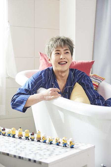 新バラエティ「布団の外は危険」出演のXIUMIN(EXO)、「MBC芸能大賞に出席したい」(提供:news1)