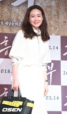 【公式】女優チェ・ジウ、きょう(29日)電撃結婚=お相手は一般の会社員
