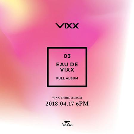 「VIXX」、4月17日に3rdアルバムでカムバック! (提供:OSEN)
