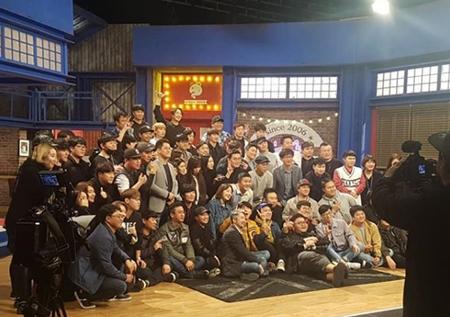 韓国人気バラエティ「無限挑戦」、13年の歴史に幕… 最後の撮影終えて出演者は涙(提供:OSEN)