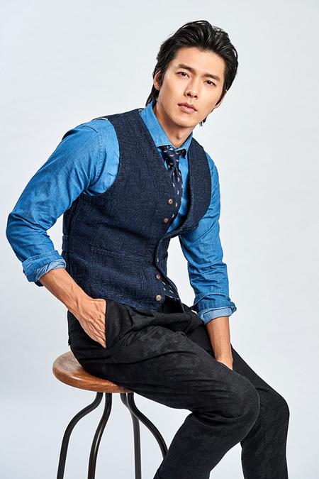 俳優ヒョンビン、tvNドラマ「アルハンブラ」出演を確定=3年ぶりにテレビドラマ復帰へ(提供:news1)